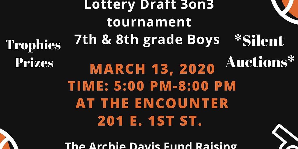 Archie Davis Benefit Basketball Extravaganza  -- Players Registration!