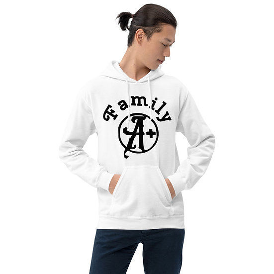 A+ Game Family Unisex Hoodie