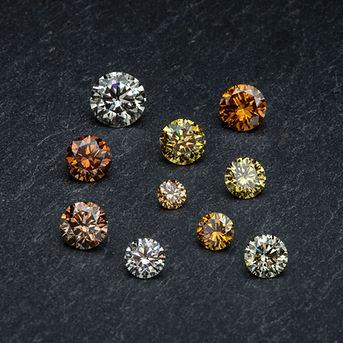 Philip Hahn Diamanten Diamant Edelstein Brillant Geschliffen