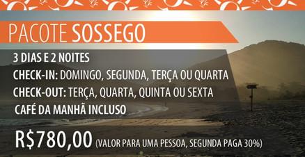 Pacote Sossego