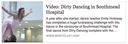 Dance Bristol Charity
