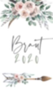 Freebie für Bräute, Braut 2020, kostenlose Grafik Hochzeit