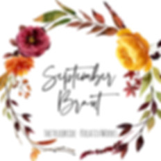 Freebie für Bräute, September Braut, Kostenlose Grafik Hochzeit, Blumen