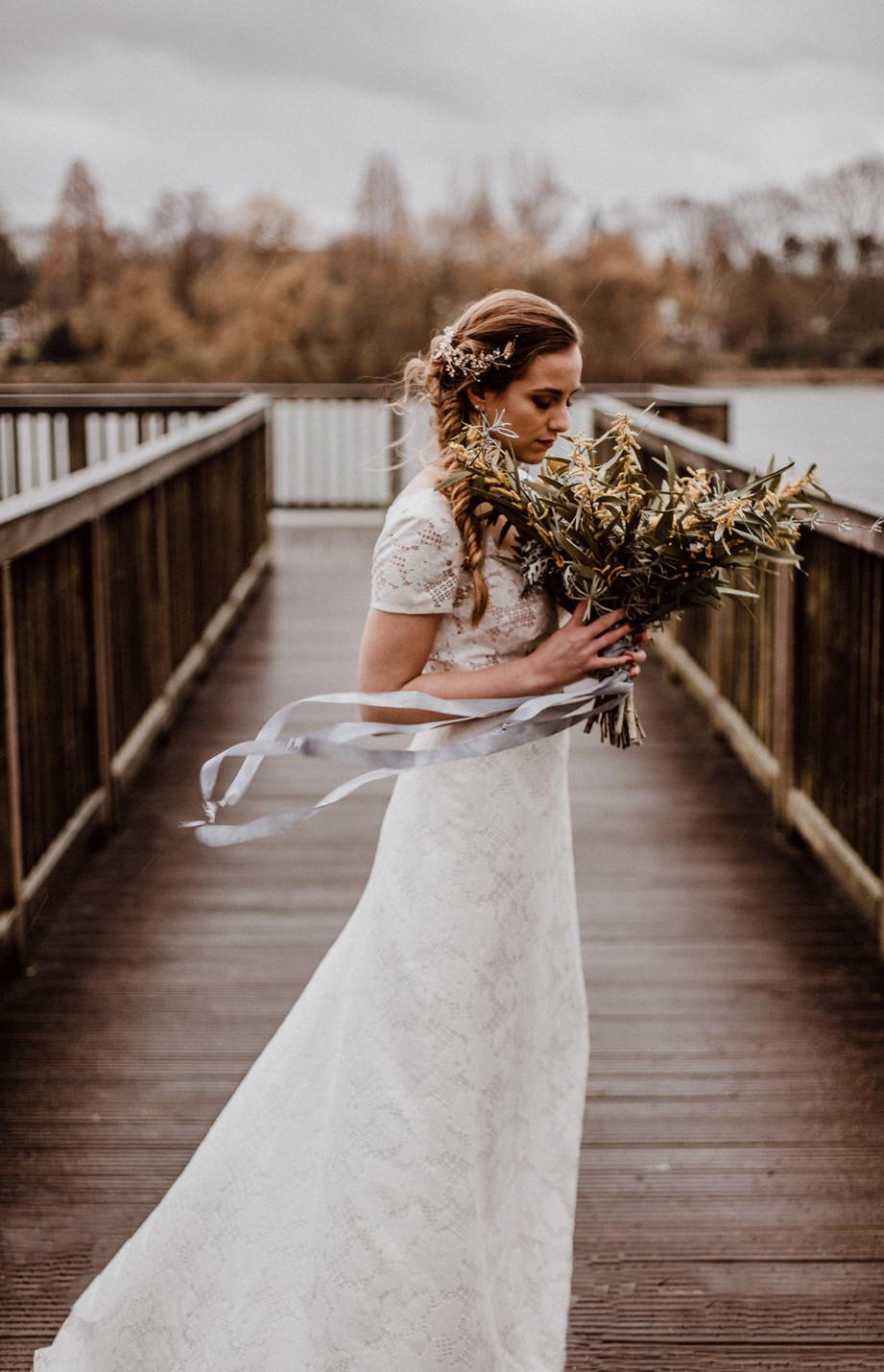 Sunny Bride - Bridalstyle Inspiration in zartem Gelb | Hochzeitsblog ...