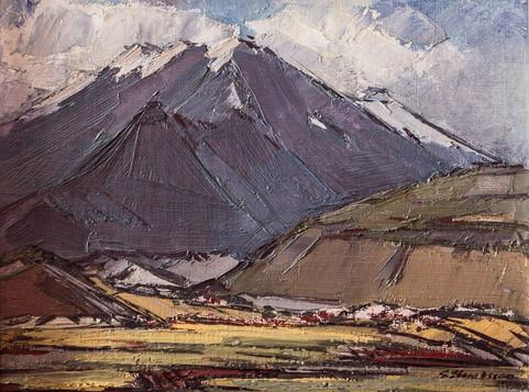 Háfjallalandslag ÁÓ MH – High mountains MH