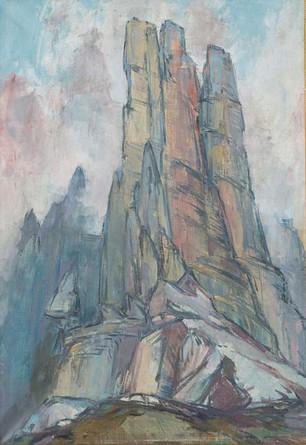Drei Zinnen Dólómítar ÁÓ M – The Dolomites M