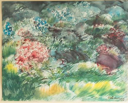 Haust 1957 H – Autumn H