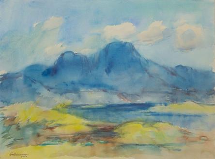 Landslag 1956 H – Landscape H