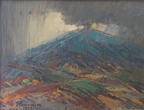 Hekla 1932 L – Mt Hekla L
