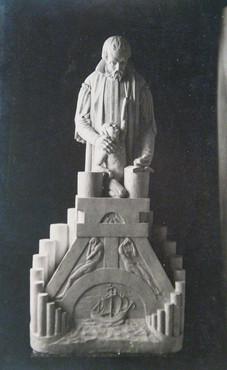 Hallgrímur Pétursson (gifs) 1916