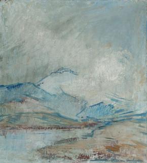 Óþekkt fjall 1938 MH - Unknown mountain MH