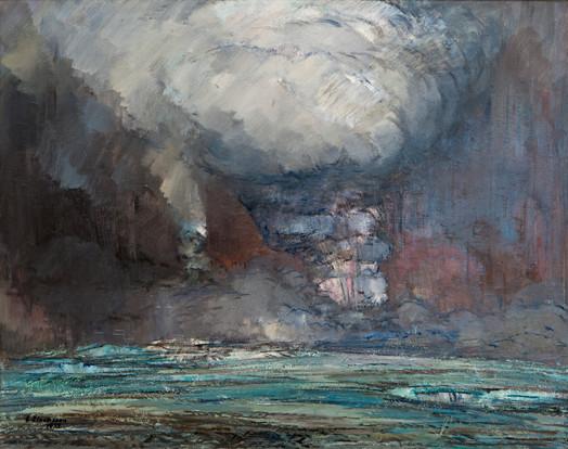 Grímsvatnagos 1934 S - Eruption of Grímsvötn S