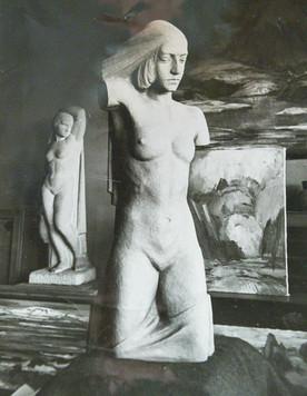 Torso (leir) 1932 – A torso (clay)