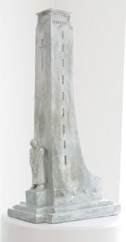 Minnismerki sjómanna (frummynd, gifs, án ártals) – A seafarers´ monument (prototype – plaster, no year)