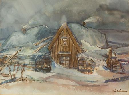 Sölvhóll, Reykjavík – An old farmhouse in Reykjavík