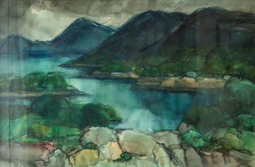 Frá Samalandi 1950 – From Sami Country