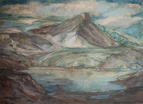 Hofsjökull 1930 S – Hofsjökull Ice Cap S