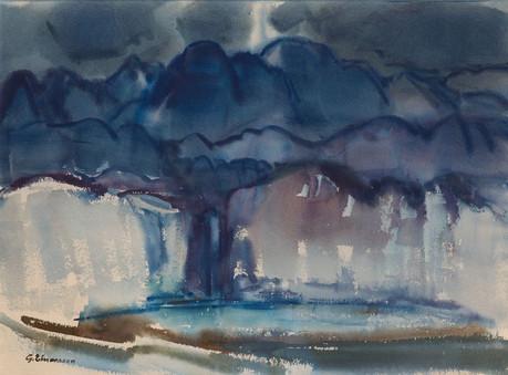 Þrumuveður H – Thunderstorm H