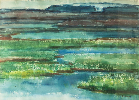 Eiríksjökull 1955 – The Eiríksjökull Plateau Glacier