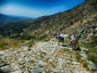 Sierra de Gredos de Sur a Norte