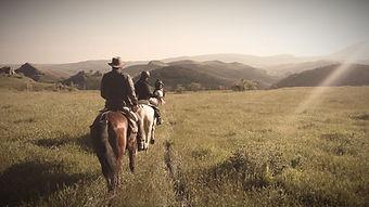 Ruta a caballo montaña palentina