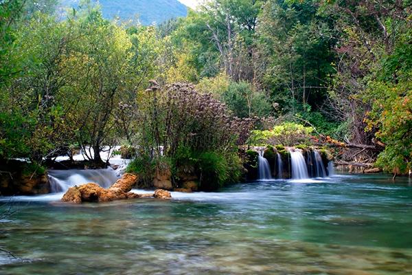 Nacimiento río Cadagua