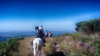 Ruta a caballo en la Sierra de Gredos