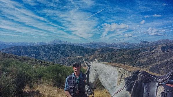 Rutas a caballo en la montaña palentina