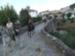 Ruta a caballo en Arenas de San Pedro