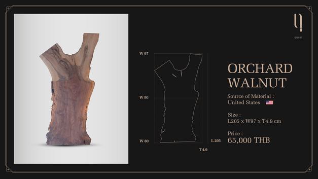ORCHARD WALNUT