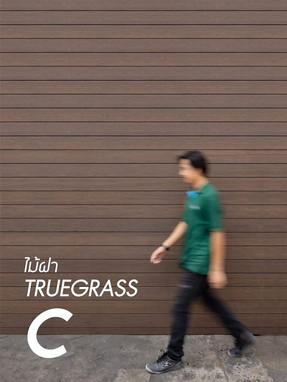Truegrass ไม้ฝาจากไม้ไผ่