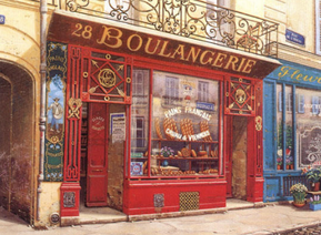 French Lessons in Paris : Bread Related Vocabulary when learning French