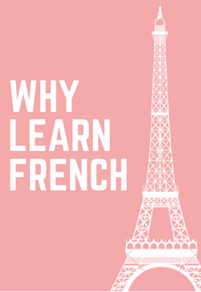 French lessons in Paris - THE good reasons to learn french in Paris?