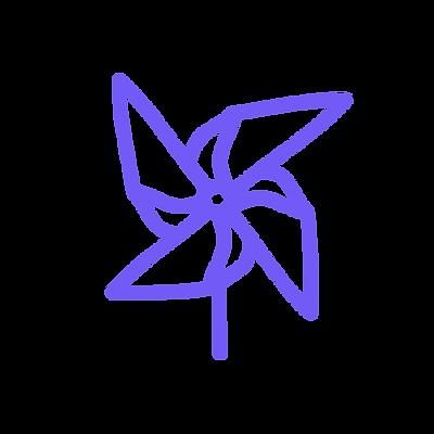 windmill illustration