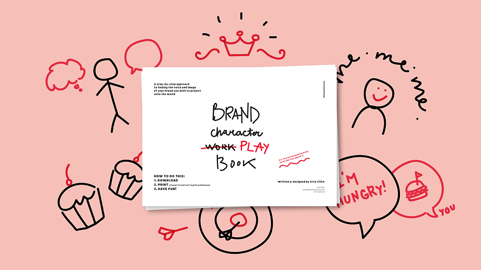 Brand Design Playbook (PDF)