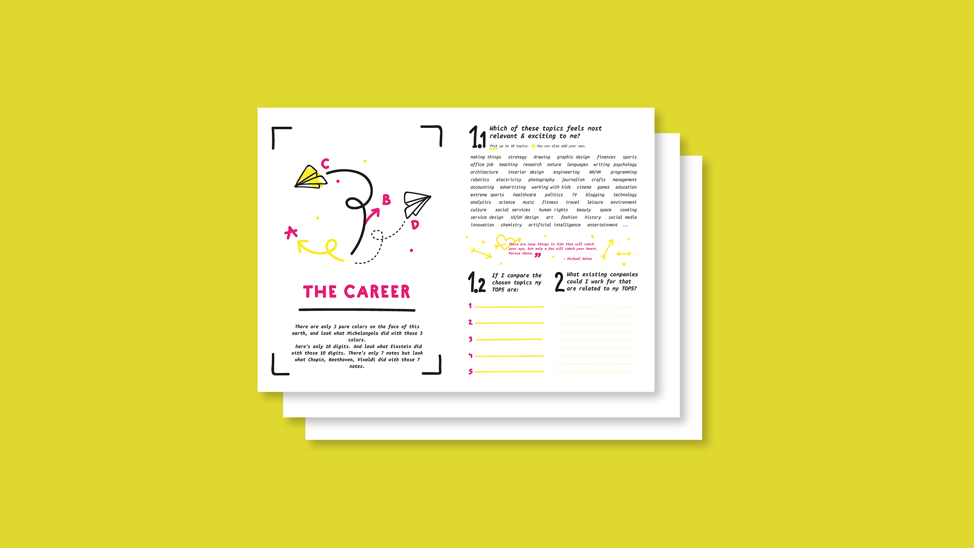 Career Direction Playbook (PDF)
