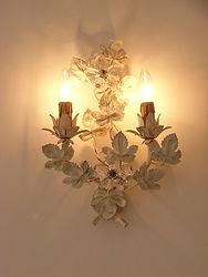 輸入住宅/住宅施工事例/イタリアフィレンツェにある工房で手作りされた照明。