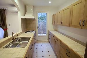 輸入住宅/施工事例/オクタゴン・エ・ブッションの床