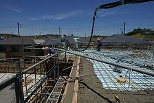家づくりの流れ/工事着工/フランス輸入住宅