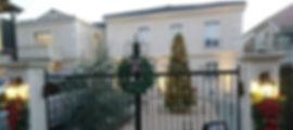 住宅施工事例。フレンチスタイルの賃貸アパルトマン。日本では少ない鉄筋コンクリート造の外断熱工法