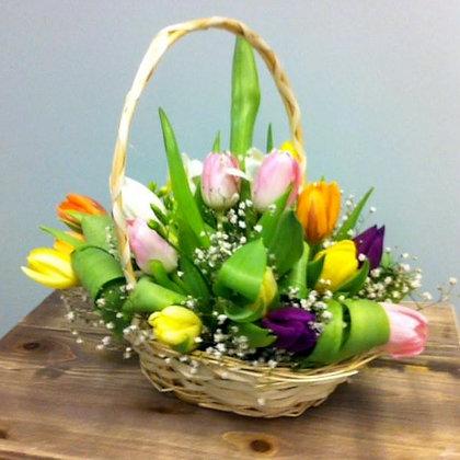 Mum's Spring Basket