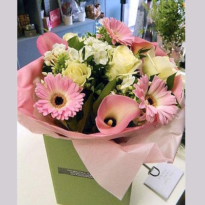 Pinks & Creams Bouquet