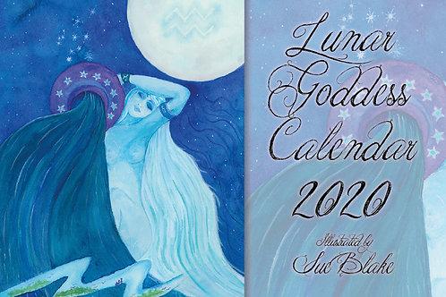Lunar Goddess Calendar 2020