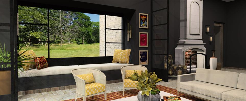 Master Suite - Nook Area