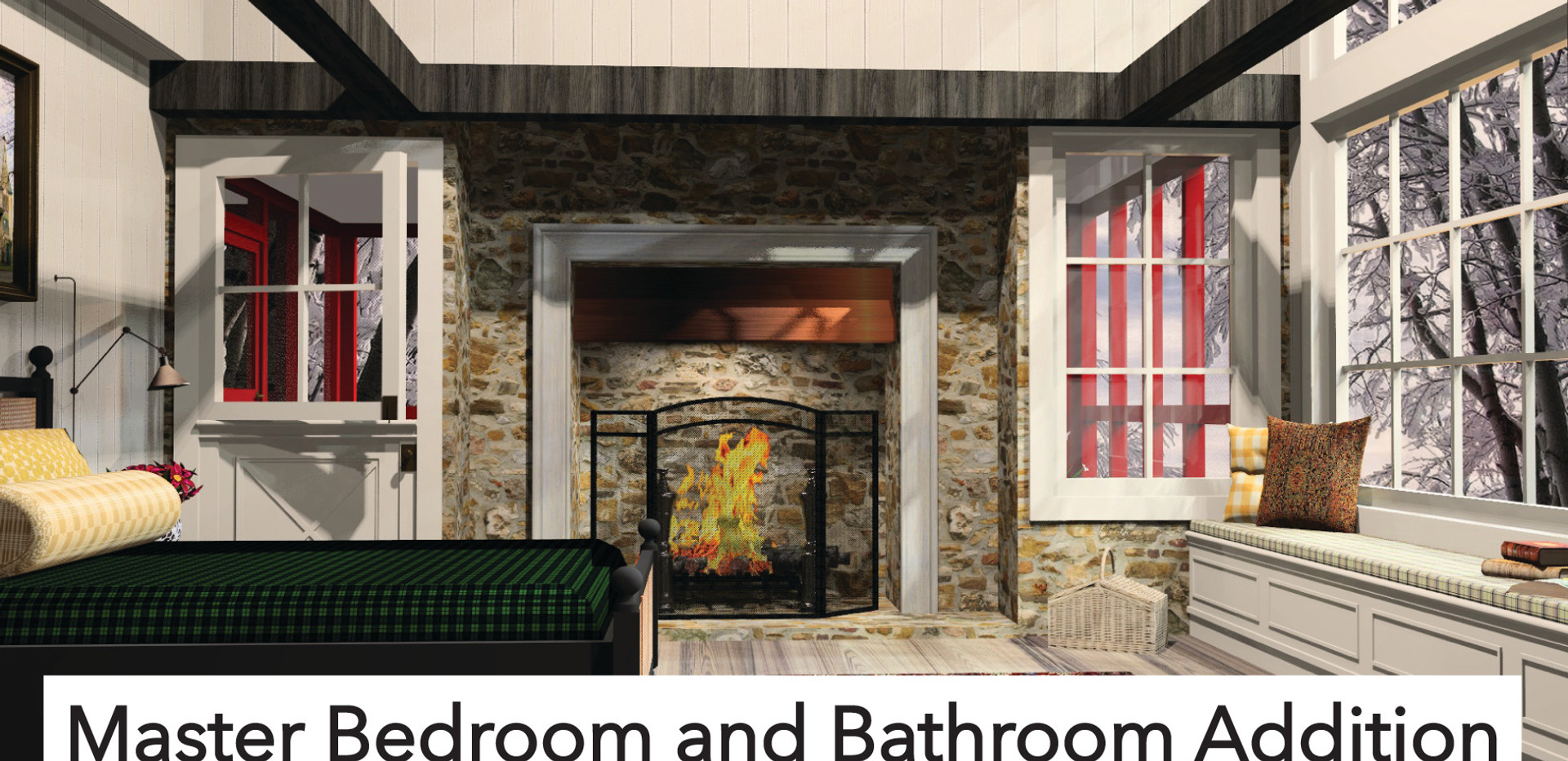 Home Renovation Inspired by Holiday Classic