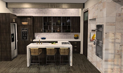 Brady Bunch Kitchen Renovaton