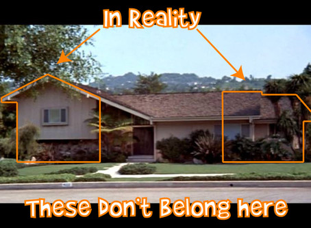 The Brady Home - A House of Lies