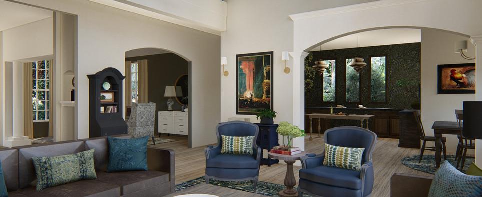 Living Room Remodel