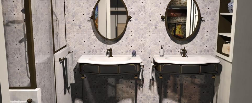 Master Bathroom Addition