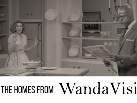 The Homes from WandaVision